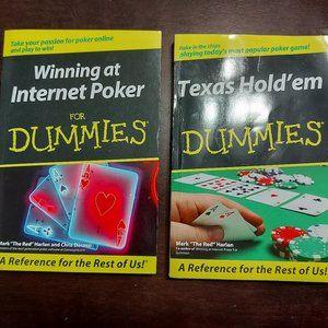 Internet Poker & Texas Hold'em Poker for Dummies